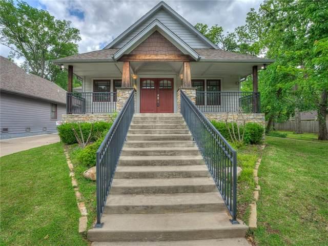 1011 S Pickard Avenue, Norman, OK 73069 (MLS #955097) :: Erhardt Group at Keller Williams Mulinix OKC
