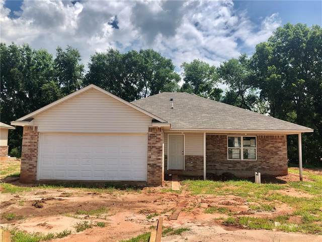 837 Twin Lakes Drive, Noble, OK 73068 (MLS #956088) :: ClearPoint Realty
