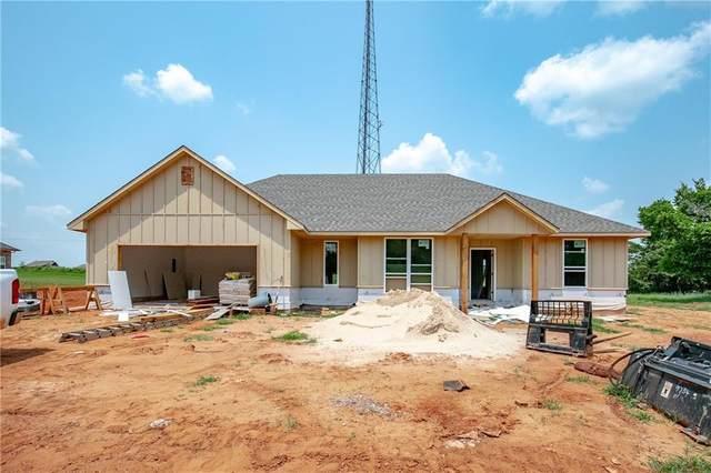 2399 County Road 1262, Blanchard, OK 73010 (MLS #956537) :: Maven Real Estate