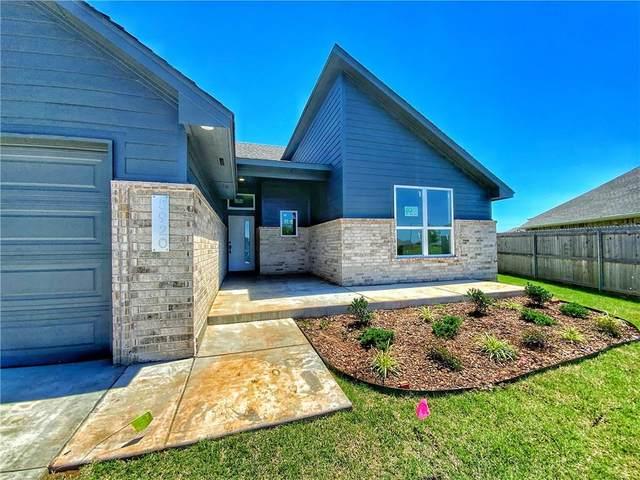 5920 NW 159th Circle, Edmond, OK 73013 (MLS #957239) :: The UB Home Team at Whittington Realty