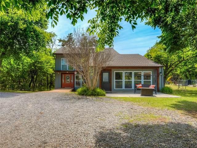 21501 N Huffines Road, Edmond, OK 73012 (MLS #957687) :: Homestead & Co