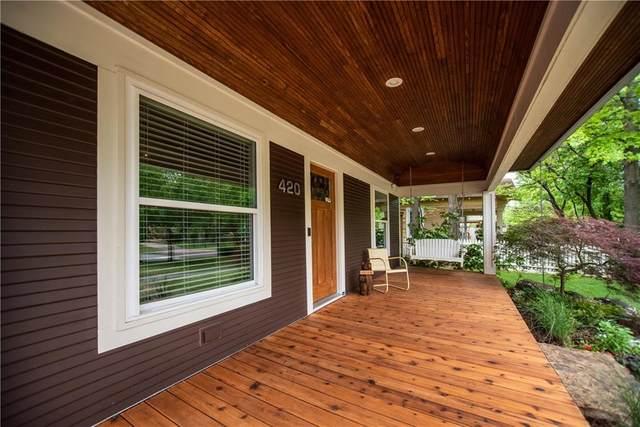 420 W Eufaula Street, Norman, OK 73069 (MLS #958015) :: The UB Home Team at Whittington Realty