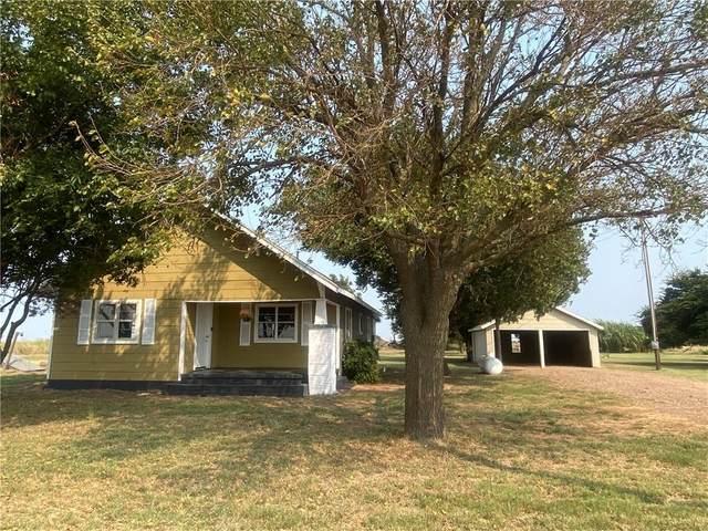17904 County Road Ns 224 Road, Frederick, OK 73542 (MLS #958320) :: Meraki Real Estate