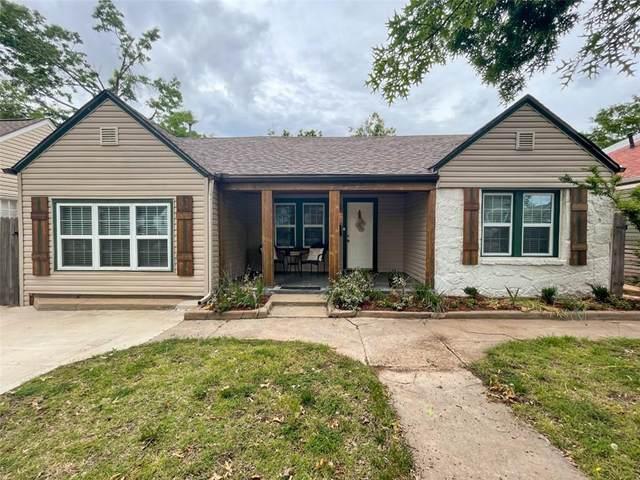 531 NW 48th Street, Oklahoma City, OK 73118 (MLS #958685) :: The UB Home Team at Whittington Realty