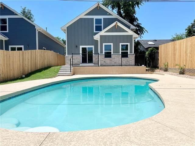 604 S Littler Avenue, Edmond, OK 73034 (MLS #960058) :: The UB Home Team at Whittington Realty