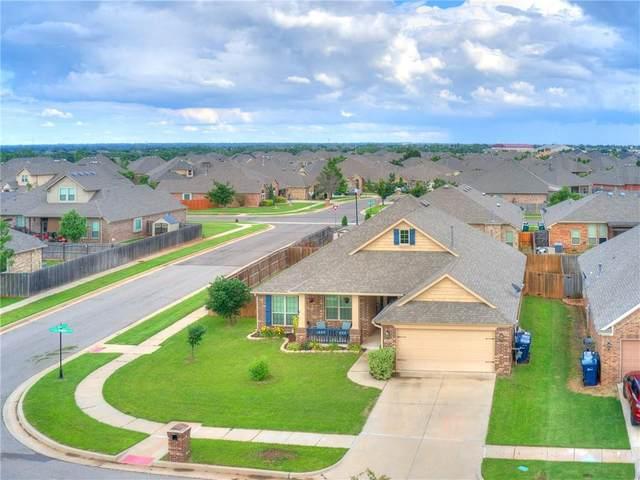 18444 Las Meninas Drive, Edmond, OK 73012 (MLS #960813) :: Homestead & Co