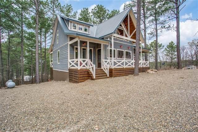 620 Long Pine Trail, Broken Bow, OK 75068 (MLS #960873) :: Keller Williams Realty Elite
