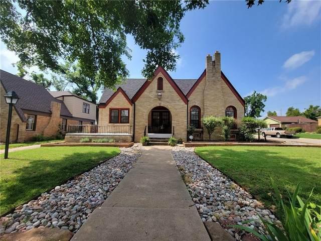2140 NW 28th Street, Oklahoma City, OK 73107 (MLS #961034) :: Keller Williams Realty Elite