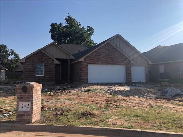 2805 Summit Crossing Parkway, Norman, OK 73071 (MLS #961287) :: Sold by Shanna- 525 Realty Group