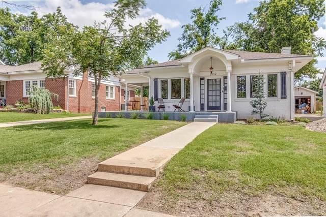 2012 NW 20th Street, Oklahoma City, OK 73106 (MLS #961506) :: Meraki Real Estate