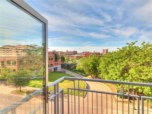 1 NE 2nd Street #319, Oklahoma City, OK 73104 (MLS #961628) :: ClearPoint Realty
