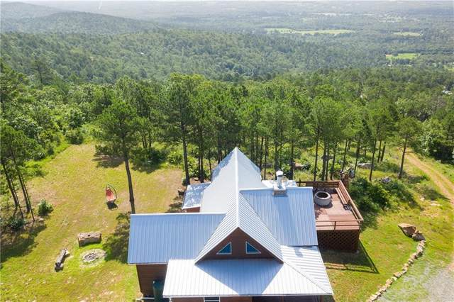 1 Lake View Mountain, Tuskahoma, OK 74574 (MLS #962069) :: Sold by Shanna- 525 Realty Group