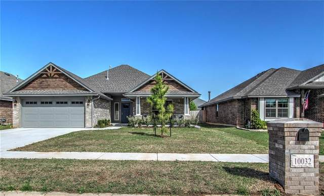 4104 Idylbreeze Drive, Oklahoma City, OK 73179 (MLS #964239) :: The UB Home Team at Whittington Realty