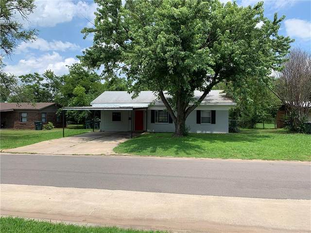 3909 Teal Drive, Del City, OK 73115 (MLS #964421) :: The UB Home Team at Whittington Realty