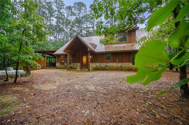 209 Ebb Tide Road, Broken Bow, OK 74728 (MLS #964539) :: Sold by Shanna- 525 Realty Group