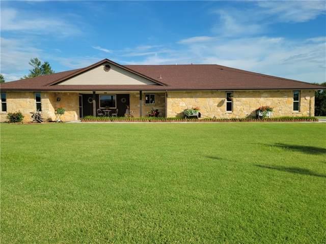 541 Spring Road, Noble, OK 73068 (MLS #964923) :: Meraki Real Estate