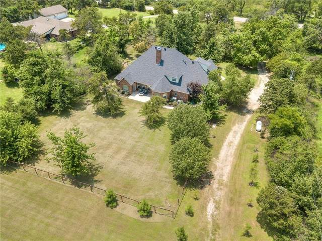 1850 S Henney Road, Choctaw, OK 73020 (MLS #966888) :: Maven Real Estate