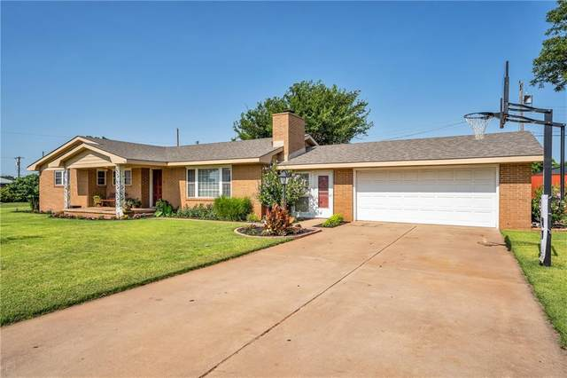 1801 N 2nd Street, Sayre, OK 73662 (MLS #967004) :: Sold by Shanna- 525 Realty Group