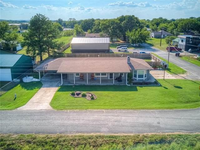 185 N Buck Drive, Eufaula, OK 74432 (MLS #967164) :: Maven Real Estate