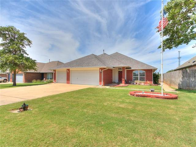 14479 Redvine Drive, Choctaw, OK 73020 (MLS #968307) :: Sold by Shanna- 525 Realty Group