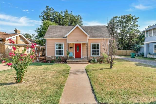 336 W Pierce Street, Mangum, OK 73554 (MLS #968502) :: Maven Real Estate