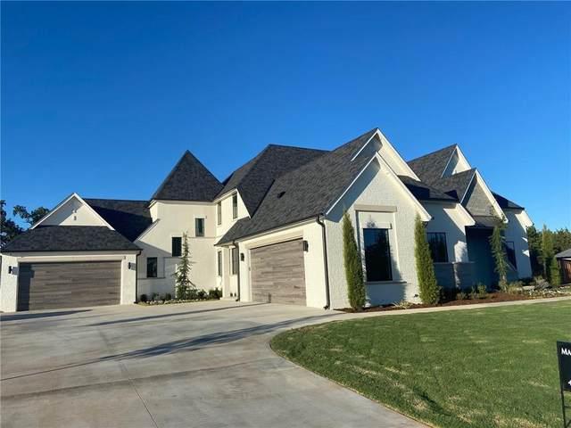 3001 Stone Oak Lane, Edmond, OK 73034 (MLS #968914) :: KG Realty