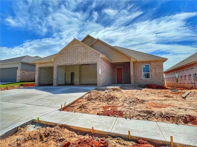 8220 NW 151st Terrace, Edmond, OK 73013 (MLS #969533) :: Maven Real Estate