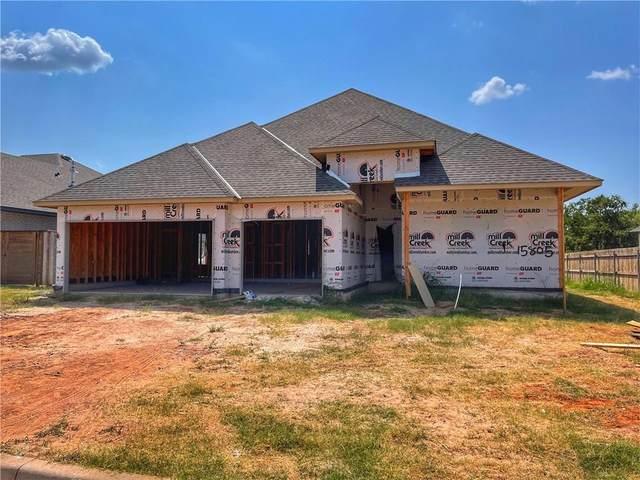 15805 Aparados Way, Edmond, OK 73013 (MLS #969567) :: Maven Real Estate