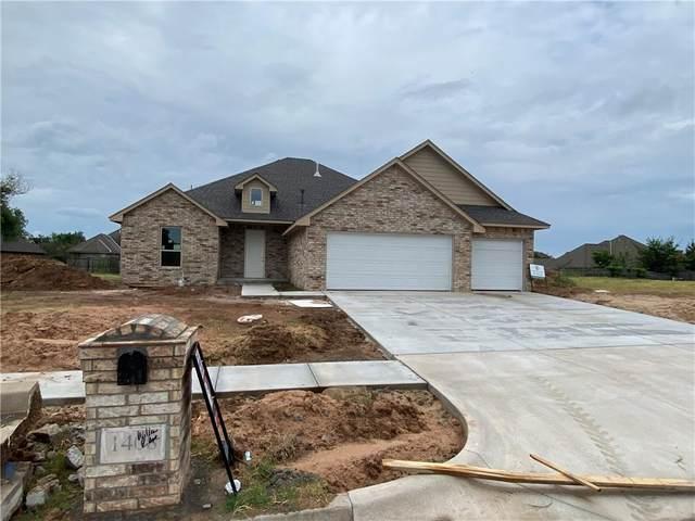 1408 Monterey Drive, Norman, OK 73072 (MLS #969677) :: Maven Real Estate
