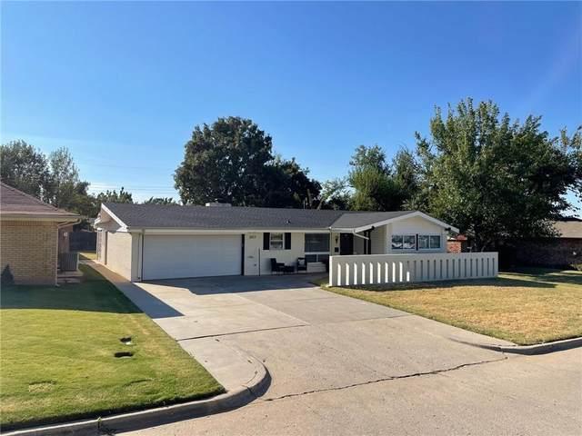 3717 N Riverside Drive, Bethany, OK 73008 (MLS #969838) :: Keller Williams Realty Elite