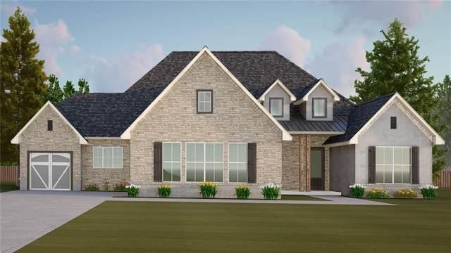 8201 Grass Creek Drive, Edmond, OK 73034 (MLS #969899) :: Homestead & Co