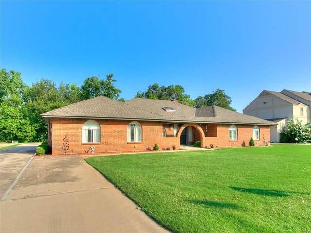 10905 Greenbriar Chase, Oklahoma City, OK 73170 (MLS #970785) :: Meraki Real Estate