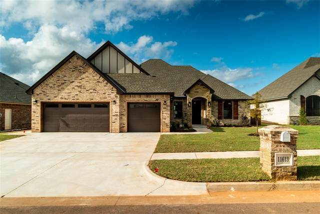 11613 SW 56th Street, Mustang, OK 73064 (MLS #971032) :: Sold by Shanna- 525 Realty Group