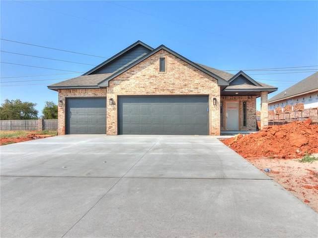 6293 NW 178th Terrace, Edmond, OK 73012 (MLS #971055) :: Maven Real Estate