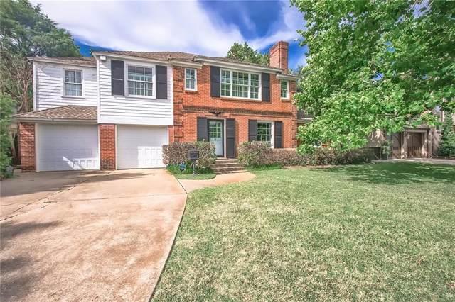 1123 Huntington Avenue, Nichols Hills, OK 73116 (MLS #971540) :: Sold by Shanna- 525 Realty Group
