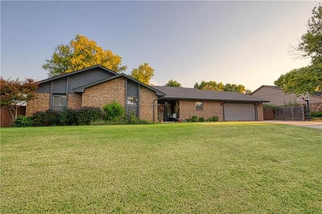 1310 Dalton Avenue, Elk City, OK 73644 (MLS #972387) :: Meraki Real Estate