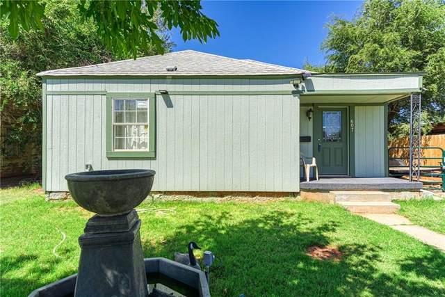 607 N Spurgeon Street, Altus, OK 73521 (MLS #972661) :: Sold by Shanna- 525 Realty Group