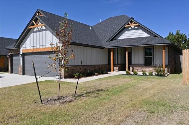 809 E Barajas Terrace, Mustang, OK 73064 (MLS #975429) :: Keller Williams Realty Elite