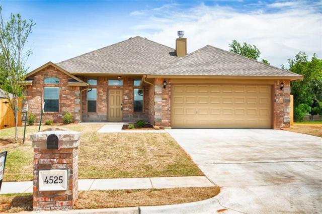 4525 Oasis Court, Yukon, OK 73099 (MLS #766478) :: Wyatt Poindexter Group