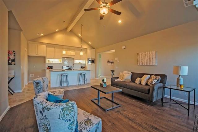 5301 NW 164th Terrace, Edmond, OK 73013 (MLS #767090) :: Wyatt Poindexter Group