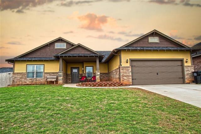 202 Casey Lane, Washington, OK 73093 (MLS #767959) :: Richard Jennings Real Estate, LLC