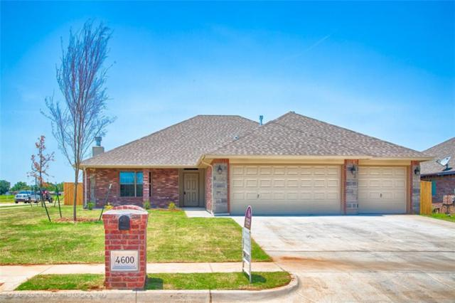 4600 Oasis Lane, Yukon, OK 73099 (MLS #770104) :: Wyatt Poindexter Group