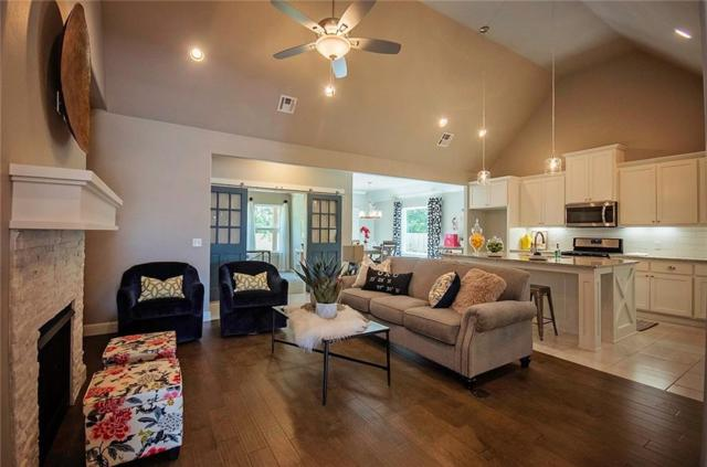 16300 Monarch Ridge Boulevard, Edmond, OK 73013 (MLS #777117) :: Wyatt Poindexter Group
