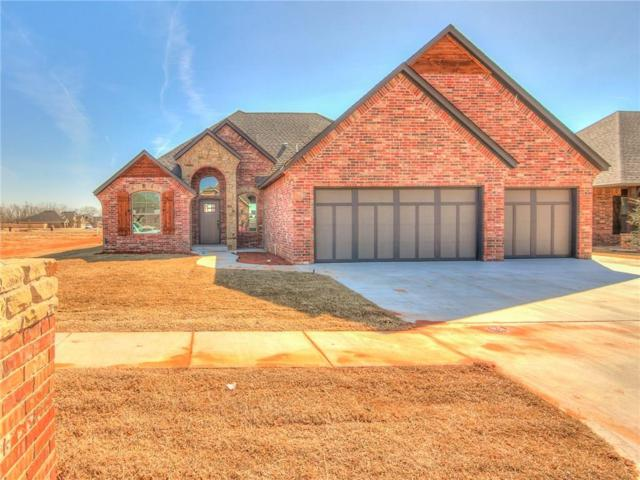 4516 Hidalgo Avenue, Mustang, OK 73064 (MLS #779790) :: Erhardt Group at Keller Williams Mulinix OKC