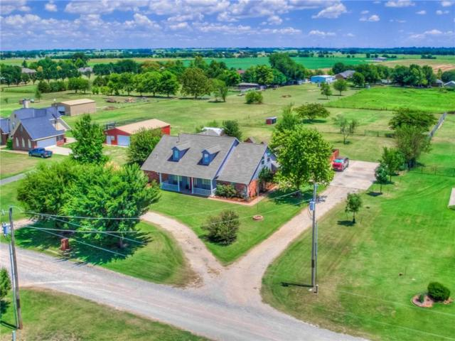 3901 Pleasant Valley Circle, Norman, OK 73072 (MLS #783594) :: UB Home Team
