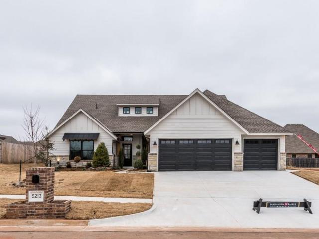 5213 NW 117 Terrace, Oklahoma City, OK 73142 (MLS #783945) :: Wyatt Poindexter Group