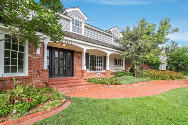 6700 NW Grand Boulevard, Nichols Hills, OK 73116 (MLS #788845) :: Homestead & Co