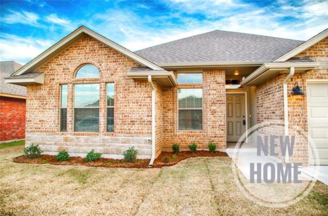 804 Canyon Drive, Yukon, OK 73099 (MLS #790650) :: Wyatt Poindexter Group