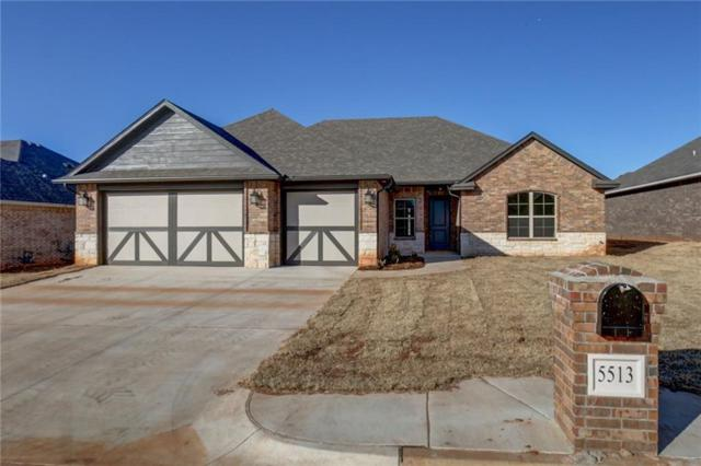 5513 Painted Pony, Warr Acres, OK 73110 (MLS #794066) :: Wyatt Poindexter Group