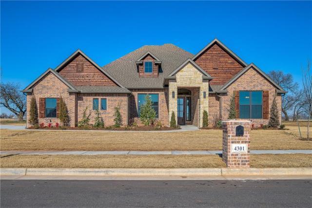 4301 SW 127th, Oklahoma City, OK 73173 (MLS #795161) :: Wyatt Poindexter Group
